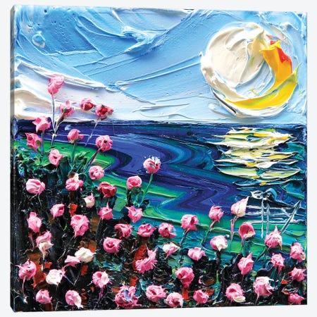 Time In Monterey Canvas Print #LEL157} by Lisa Elley Art Print