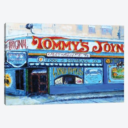 Tommy's Joynt Canvas Print #LEL159} by Lisa Elley Canvas Art