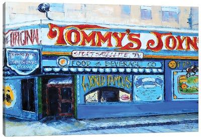 Tommy's Joynt Canvas Art Print