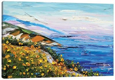 Big Sur III Canvas Art Print