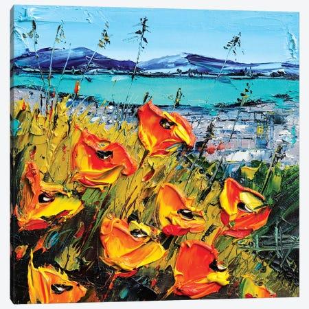 View Of San Francisco Canvas Print #LEL161} by Lisa Elley Canvas Print