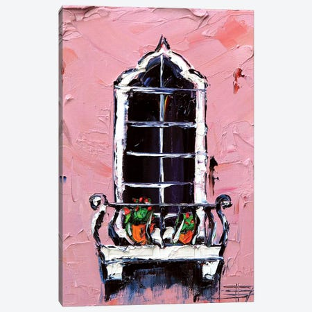 Another Door To The Soul Canvas Print #LEL174} by Lisa Elley Art Print