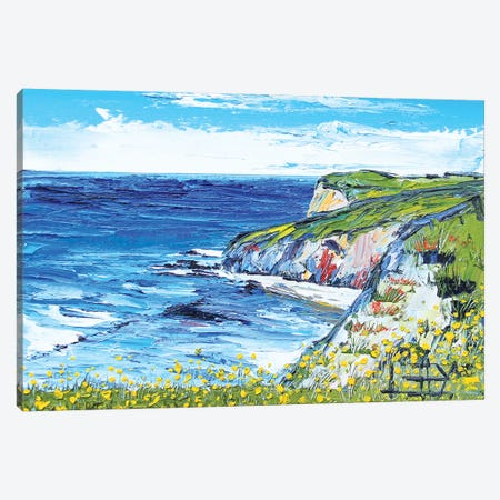 Big Sur V Canvas Print #LEL17} by Lisa Elley Canvas Art