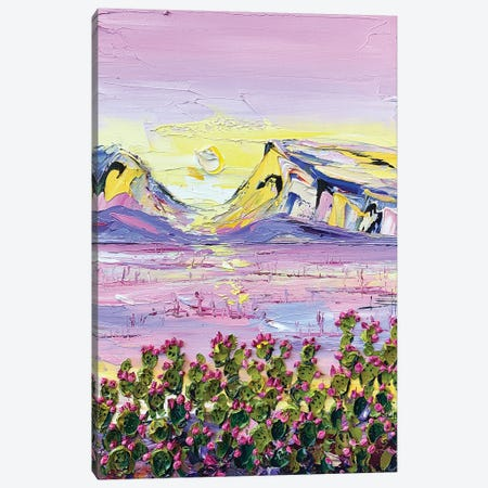 Desert Dream Canvas Print #LEL200} by Lisa Elley Canvas Wall Art