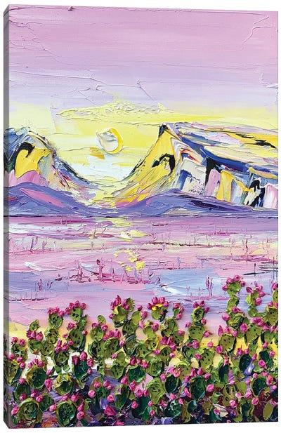 Desert Dream Canvas Art Print