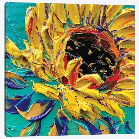 Simply Van Gogh Canvas Print #LEL208} by Lisa Elley Canvas Artwork