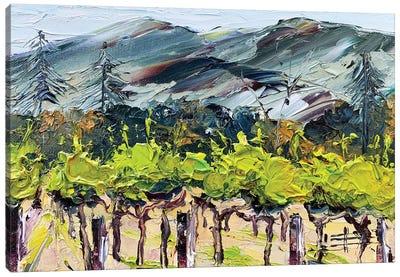 Folktale Winery Canvas Art Print