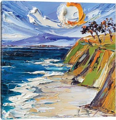Capitola Canvas Art Print