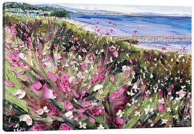 Springtime Dream Canvas Art Print