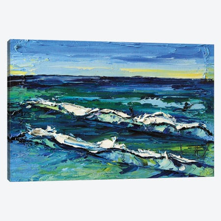 Carmel Canvas Print #LEL246} by Lisa Elley Canvas Art Print