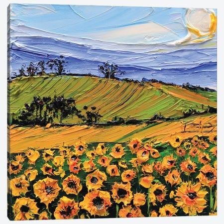 So Van Gogh Canvas Print #LEL274} by Lisa Elley Canvas Artwork
