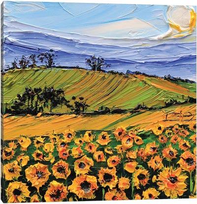 So Van Gogh Canvas Art Print