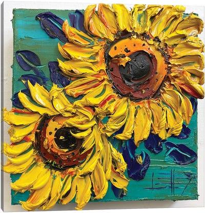 Van Gogh Duo Canvas Art Print