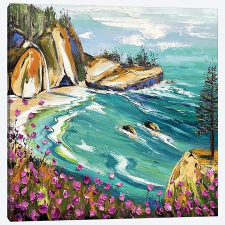 Mc Way Magic Canvas Print #LEL305} by Lisa Elley Canvas Artwork