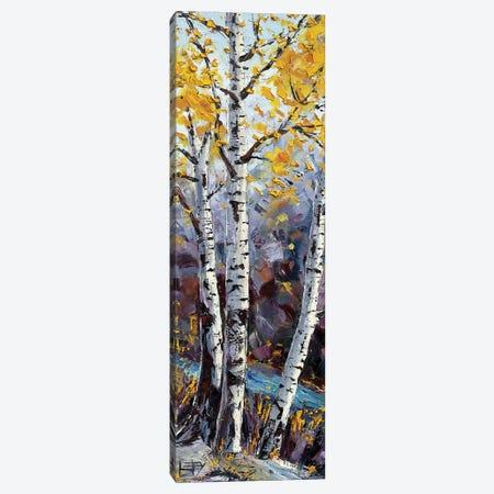 Autumn's Palette Canvas Print #LEL313} by Lisa Elley Canvas Wall Art