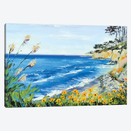 Capitola  Canvas Print #LEL38} by Lisa Elley Canvas Print