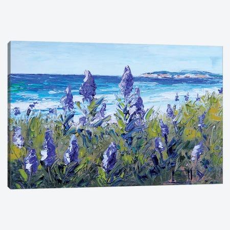 Carmel  Canvas Print #LEL39} by Lisa Elley Art Print