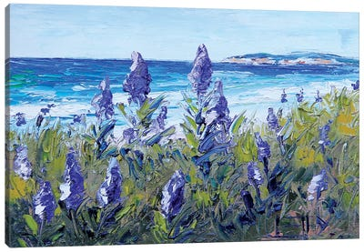Carmel  Canvas Art Print