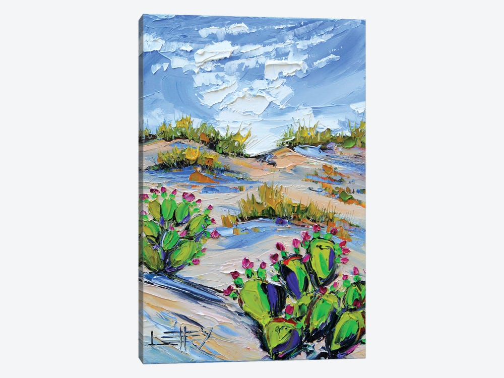Desert by Lisa Elley 1-piece Art Print