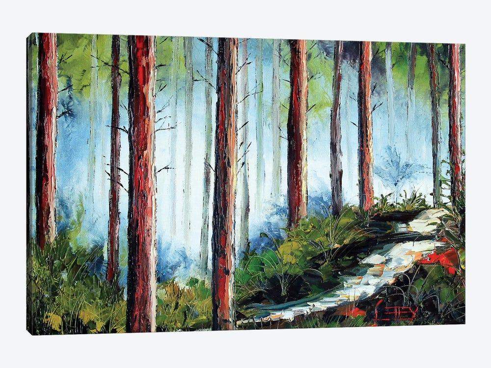 Redwoods by Lisa Elley 1-piece Art Print