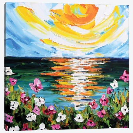 Monterey Magic  Canvas Print #LEL97} by Lisa Elley Canvas Art
