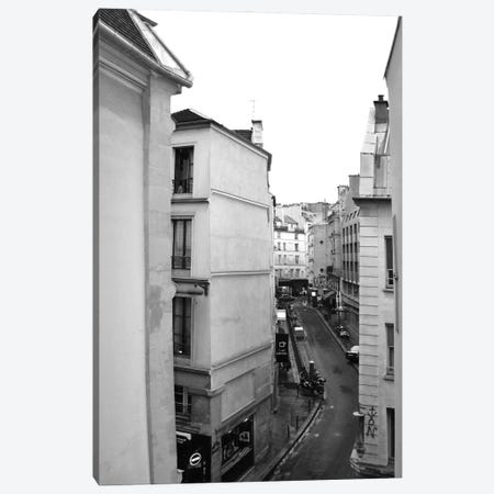 Parisian Stroll II 3-Piece Canvas #LER101} by Sharon Chandler Canvas Print