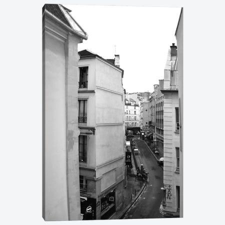 Parisian Stroll II Canvas Print #LER101} by Sharon Chandler Canvas Print