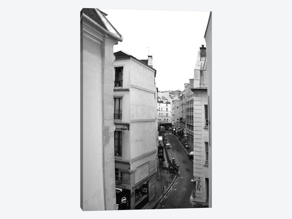 Parisian Stroll II by Sharon Chandler 1-piece Canvas Artwork