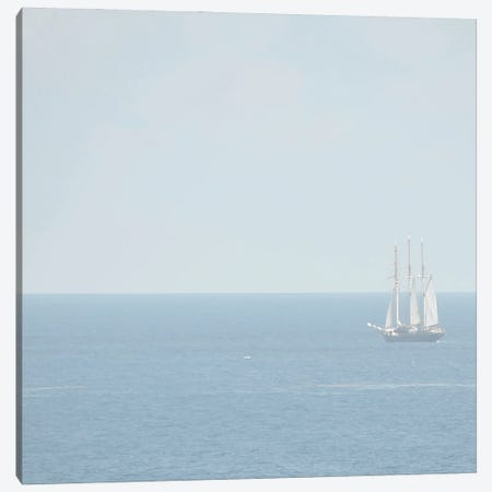 Uncharted IV Canvas Print #LER106} by Sharon Chandler Canvas Wall Art