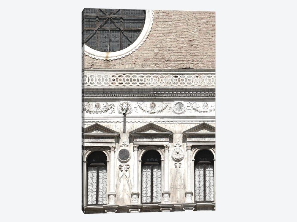 Venetian Facade Photos I by Sharon Chandler 1-piece Canvas Artwork