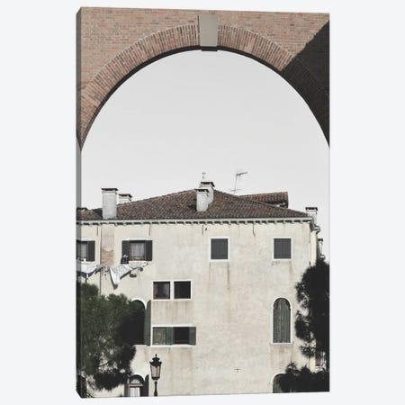 Venetian Facade Photos III Canvas Print #LER109} by Sharon Chandler Canvas Art Print