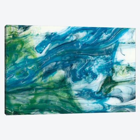 Tidal Sweep I Canvas Print #LER10} by Sharon Chandler Art Print