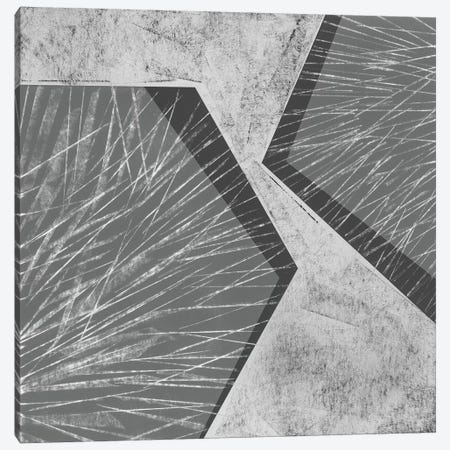 Orchestrated Geometry I Canvas Print #LER21} by Sharon Chandler Canvas Artwork