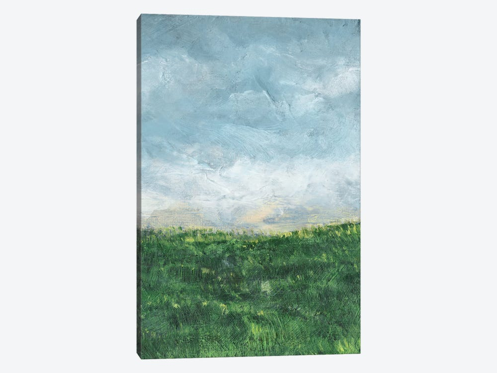 Verdant Fields II by Sharon Chandler 1-piece Canvas Wall Art