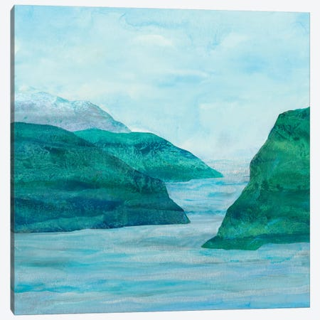 Secret Places I 3-Piece Canvas #LER68} by Sharon Chandler Canvas Artwork
