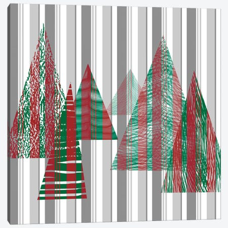 Oh Christmas Tree II Canvas Print #LER91} by Sharon Chandler Canvas Art Print
