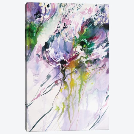 Emotional Canvas Print #LES106} by Lesia Binkin Canvas Art Print