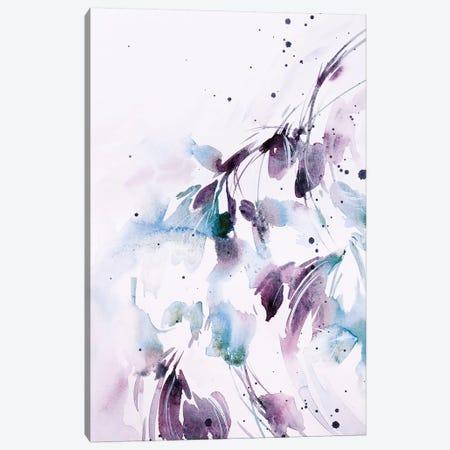 Leaves IV Canvas Print #LES119} by Lesia Binkin Art Print