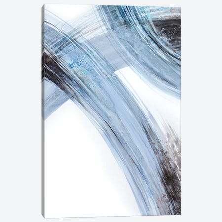 Lines I Canvas Print #LES120} by Lesia Binkin Canvas Artwork