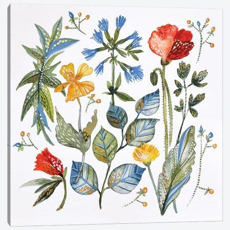 Meadows II Canvas Print #LES123} by Lesia Binkin Canvas Artwork