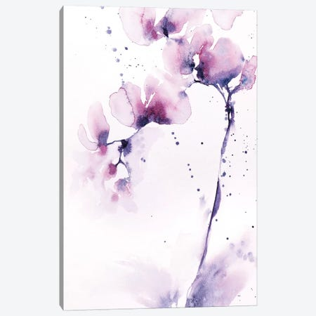 Orchids Canvas Print #LES126} by Lesia Binkin Canvas Art Print