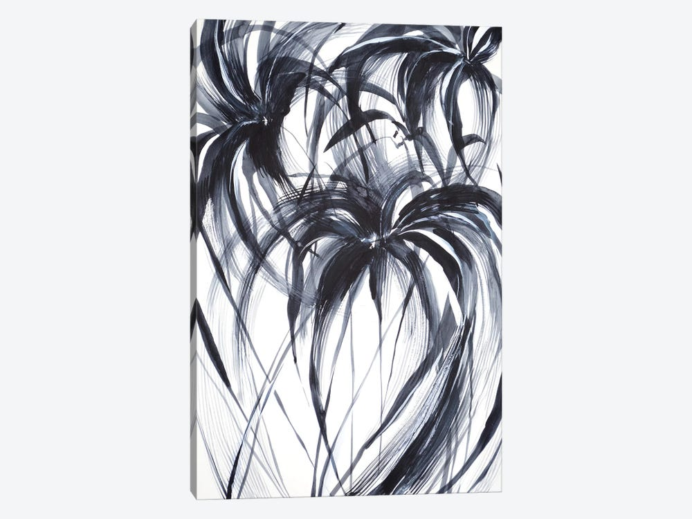 Palms by Lesia Binkin 1-piece Canvas Art