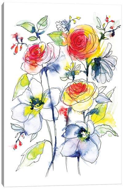 Jenna Canvas Print #LES13