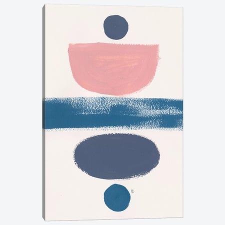 Balance 3-Piece Canvas #LES140} by Lesia Binkin Canvas Wall Art