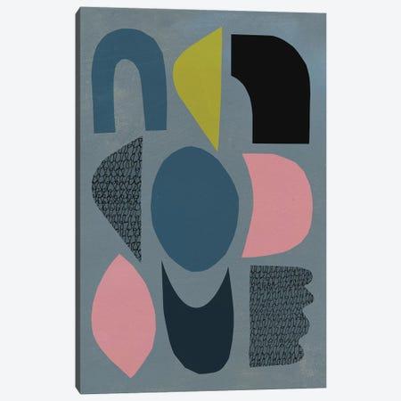 Blue Sky Canvas Print #LES144} by Lesia Binkin Canvas Art Print