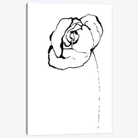Clean Lines I Canvas Print #LES146} by Lesia Binkin Art Print
