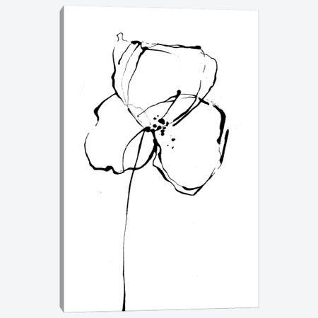Clean Lines II Canvas Print #LES147} by Lesia Binkin Canvas Print