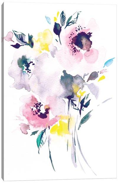 Jessy Canvas Print #LES14