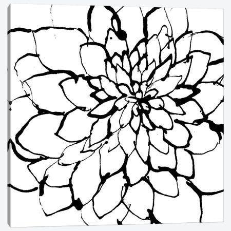 Gardens I Canvas Print #LES153} by Lesia Binkin Canvas Art Print