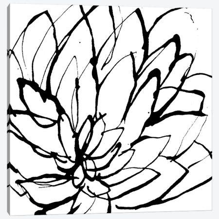 Gardens II Canvas Print #LES154} by Lesia Binkin Canvas Art